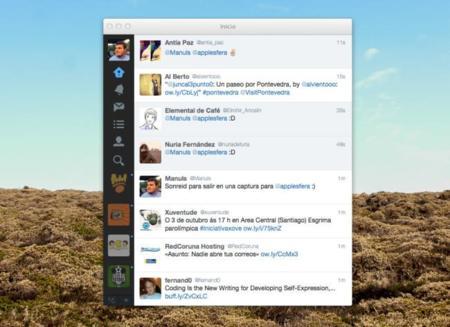 Twitter para Mac por fin se actualiza con corrección de errores y nuevas características