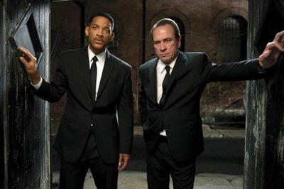 'Men In Black 3', la película