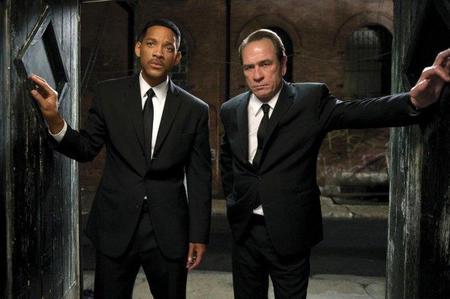 'Men In Black 3', la película