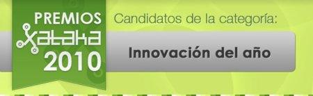 Mejor innovación de 2010: vota a tu favorito