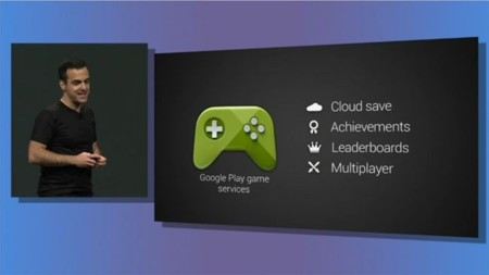 Google Play Games Services, el nuevo competidor de Game Center, presentado en el I/O 2013