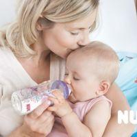 Los motivos de NUK para apostar  por las tetinas de silicona en el biberón