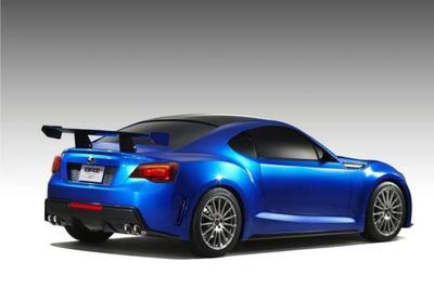 Subaru BRZ Concept STI
