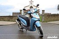 Honda Scoopy SH300i, prueba (características y curiosidades)