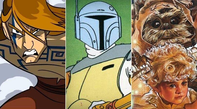 Llega a Disney+ el lado oscuro de 'Star Wars': algunas de las series menos conocidas de la franquicia se incorporan a la plataforma