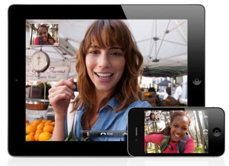 FaceTime en iOS 6 con soporte para redes 3G