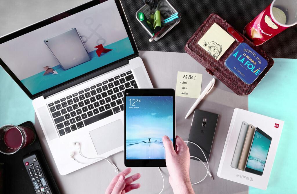 Filtrado el boceto de las Xiaomi™ Mi Pad 5: 2 bestias de gama alta que recuerdan al Mi 11