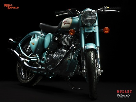 Royal Enfield Bullet Classic 2009