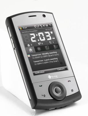 HTC Touch Cruise, con navegador GPS