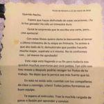 Un profesor que sabe animar, hablamos con Iván de la Cruz, el profesor que escribió una motivadora carta a sus alumnos