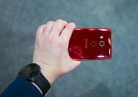Htc U11 Eyes Estrujar