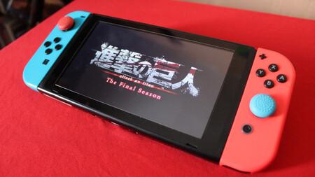'Attack on Titan' ya se podrá ver en Nintendo Switch: la app de Funimation llega a México