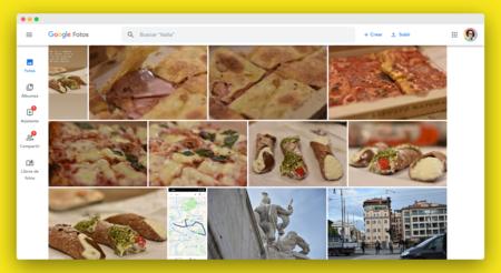 Google Fotos Espacio