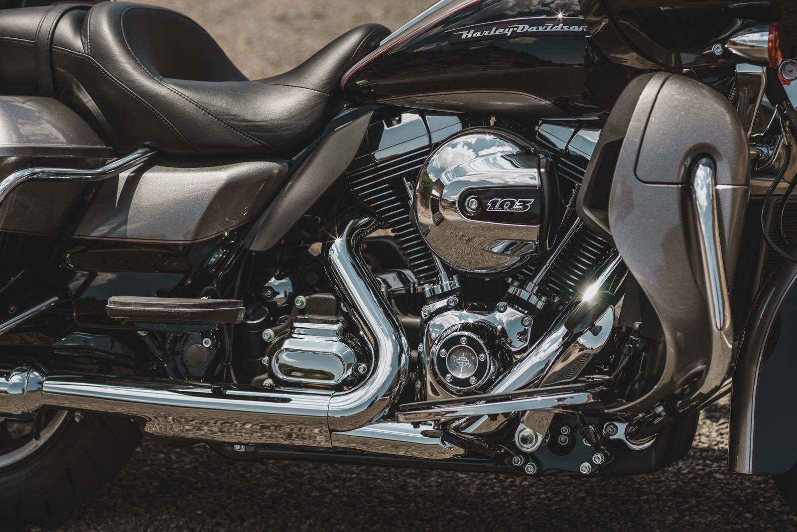 Foto de Gama Harley-Davidson 2016 (9/24)