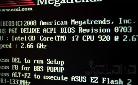 Core i7 BIOS