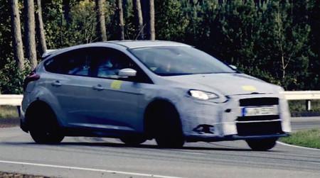 El Ford Focus RS se presentará el 3 de febrero