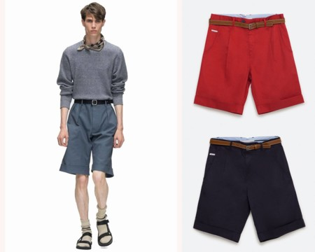 Shorts Para El Verano Como Llevarlos Primavera 2016 Trendencias Hombre
