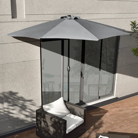 Sombrillas o parasoles; consejos para elegir la sombrilla o parasol perfecto para tu terraza