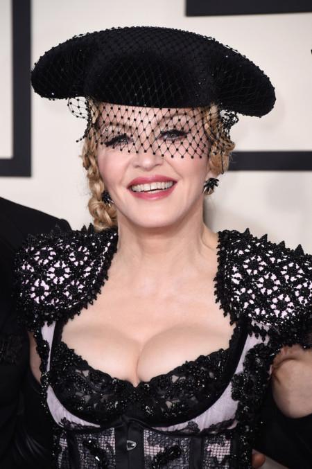 Madonna quiso ser torera... Y lo logró en los Grammy 2015