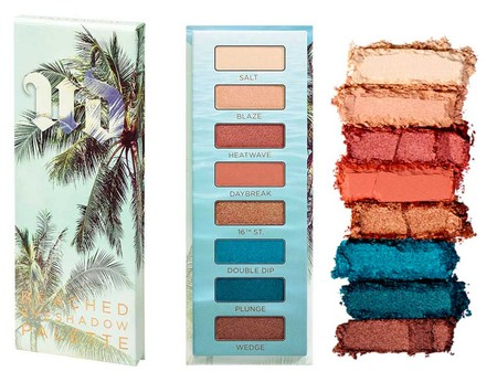 Beched Palette Urban Decay