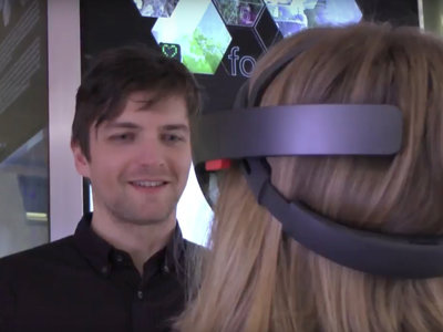 Microsoft lleva de Kinect a las Hololens la tecnología que permite leer nuestra frecuencia cardiaca