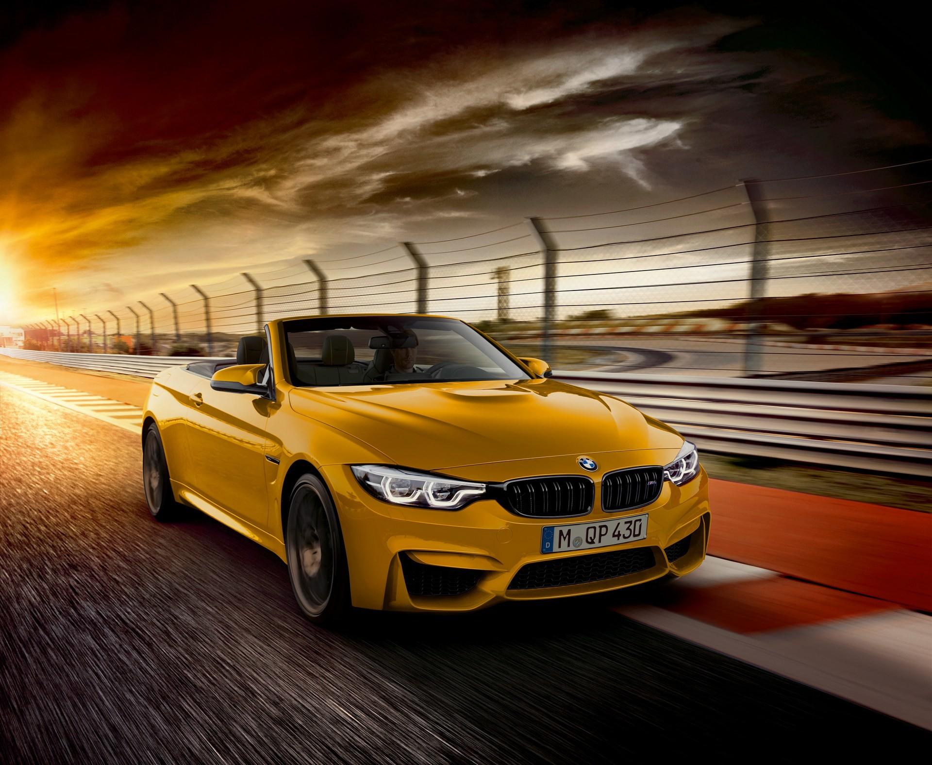 Foto de BMW M4 Convertible 30 Jahre (1/14)