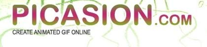 Picasion, creando animaciones gif online