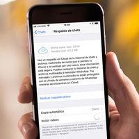¿Problemas restaurando la copia de seguridad de WhatsApp de iCloud? Este es el espacio libre que necesitas tener