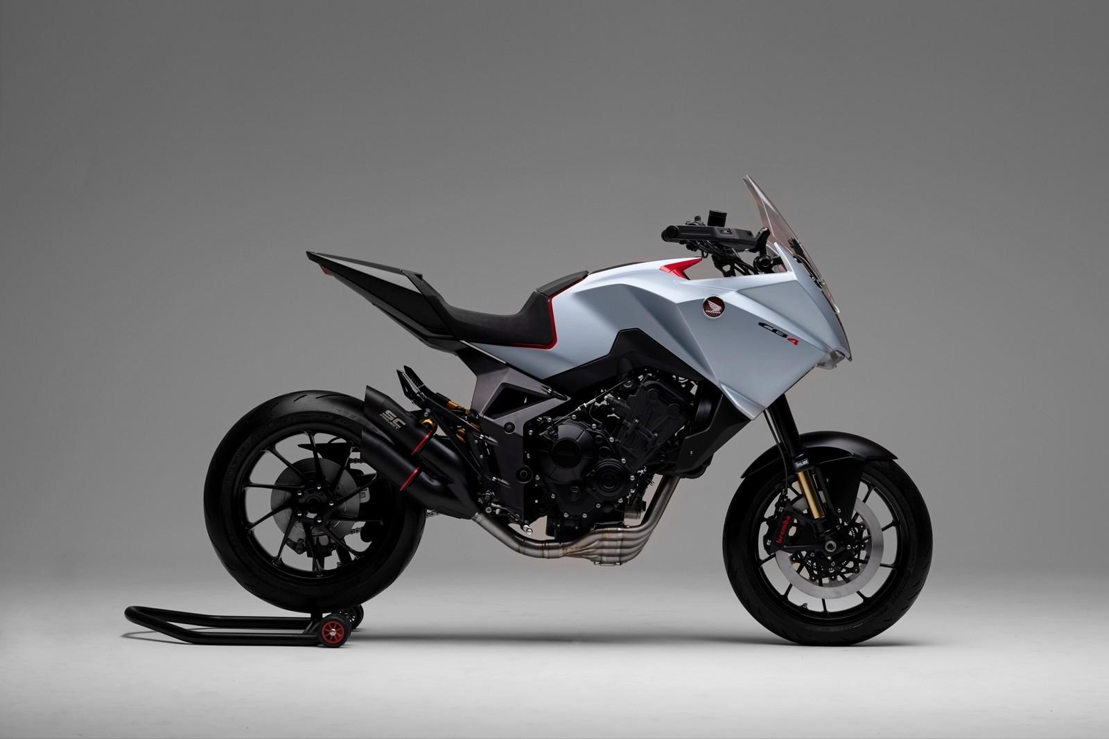 Foto de Honda Concept CB4X (1/13)