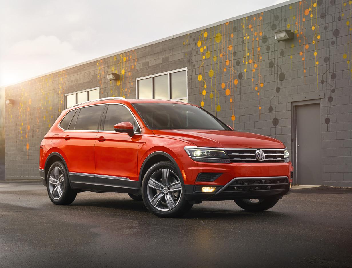 Volkswagen Tiguan 2018: Precios, versiones y equipamiento ...