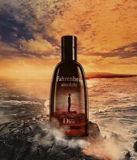 Farenheit absolut, vuelve el perfume de Dior