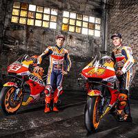 ¡Ya está aquí! Así es la nueva Honda RC213V de MotoGP para el retorno de Marc Márquez