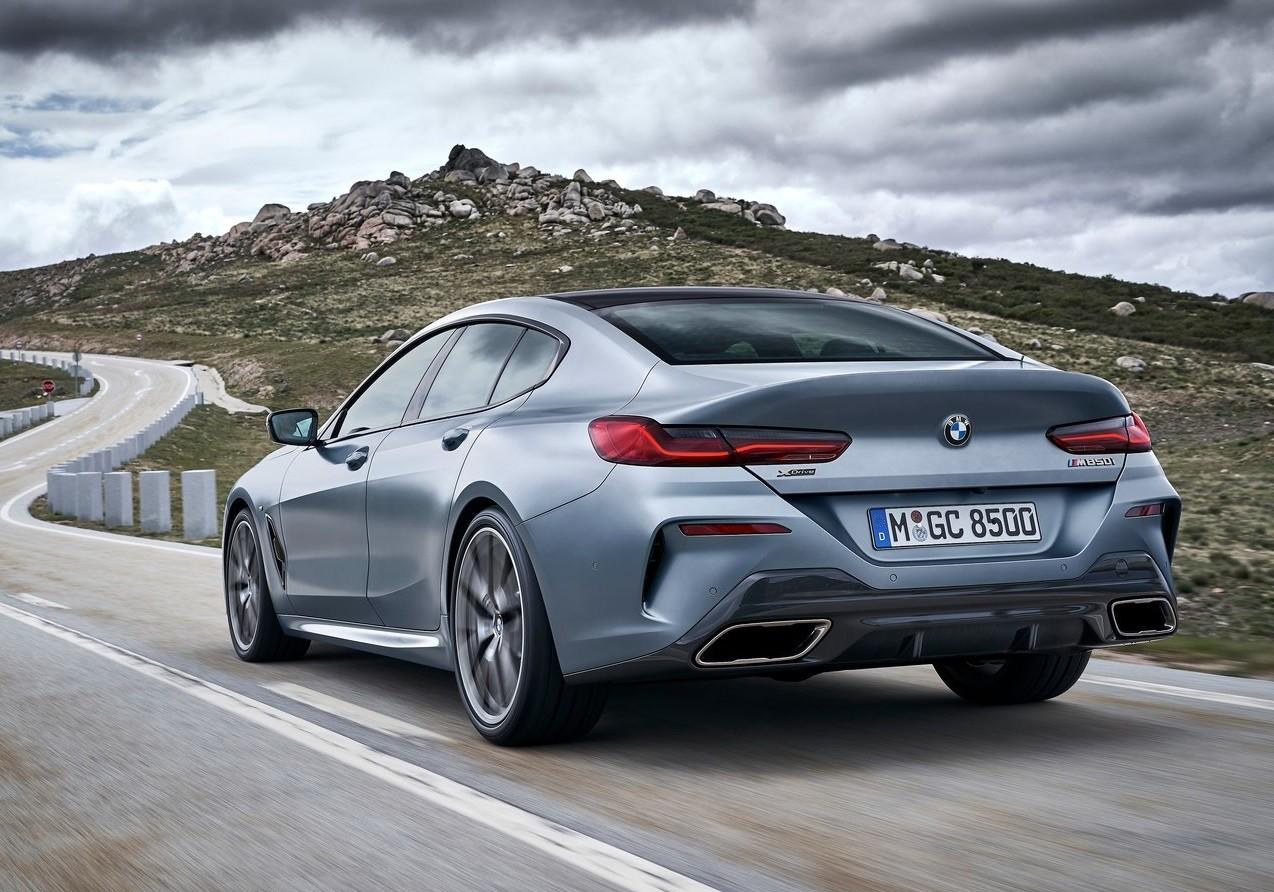 Foto de BMW Serie 8 gran coupé 2020 (14/17)