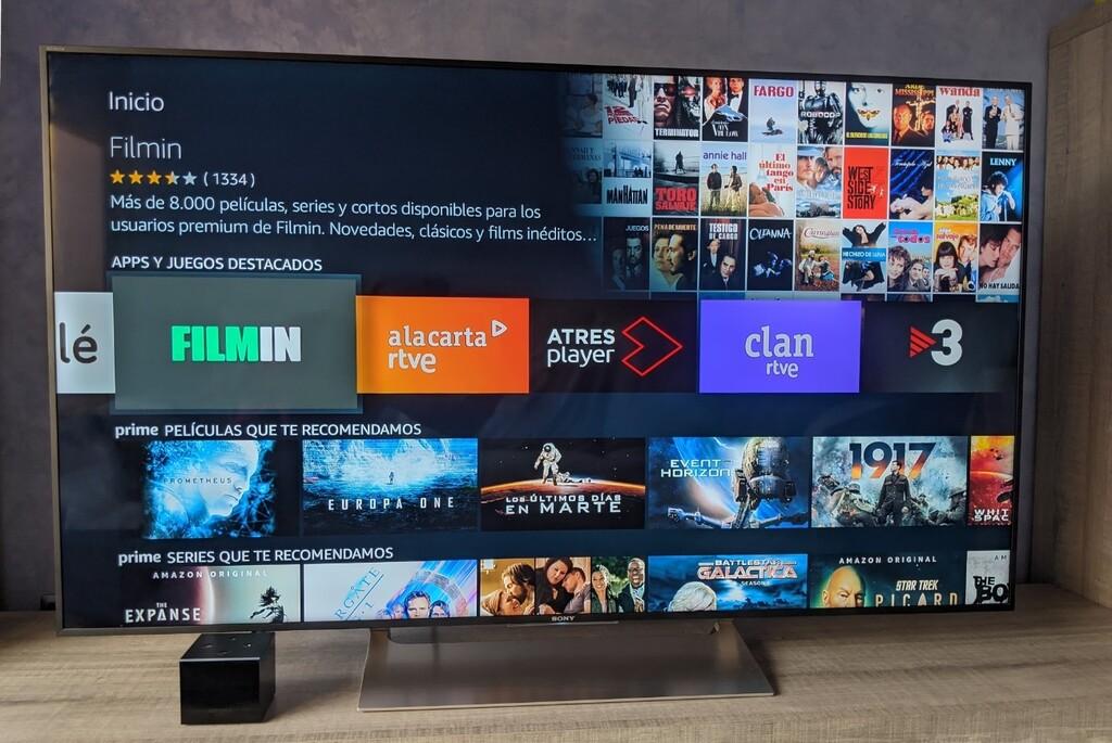 Amazon quiere que veamos los canales de televisión desde los Fire TV: la sección 'En Vivo' y las rutinas de Alexa llegan a España