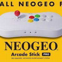 Allá va la lista de los 20 juegos que se incluirán en el NeoGeo Arcade Stick Pro