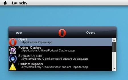 Launchy 2.5 para Mac