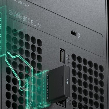 El SSD para ampliar el almacenamiento del Xbox Series X/S costará 7999 pesos en México, solo 500 pesos menos que un Xbox Series S