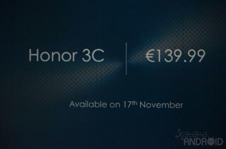 Honor 3c Xta