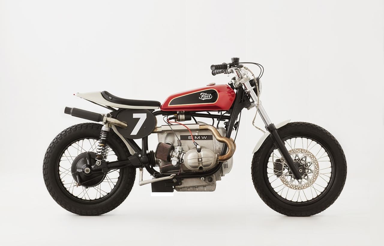 Foto de BMW R 100 RS - Fuel Motorcycles Tracker (2/13)