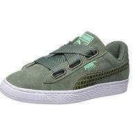 Las zapatillas Puma Suede Heart Street 2 Wn's pueden ser nuestras desde 20,74 euros gracias a Amazon