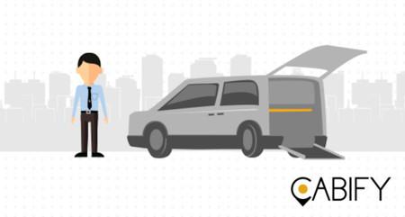 Cabify Access: el servicio de transporte personal para personas con discapacidad