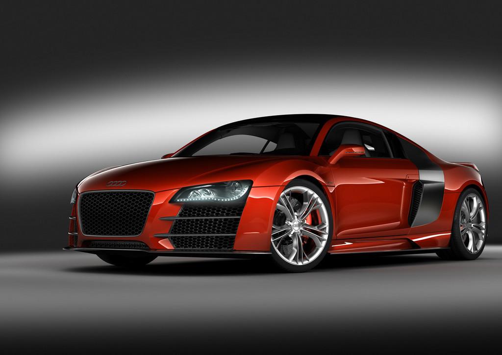 Foto de Audi R8 TDI Le Mans (4/12)
