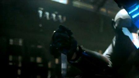 'Dead Space 2' y Halloween. Isaac Clarke ensañándose a base de bien con una pobre...
