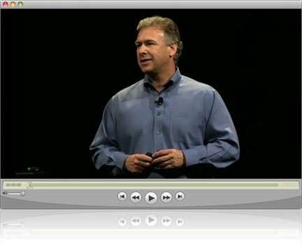 El vídeo de la keynote ya está disponible [WWDC'09]