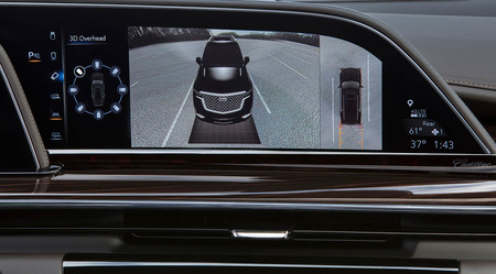Cadillac Escalade pantallas OLED 4k
