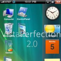 Vista Perfection 2.0 para iPhone
