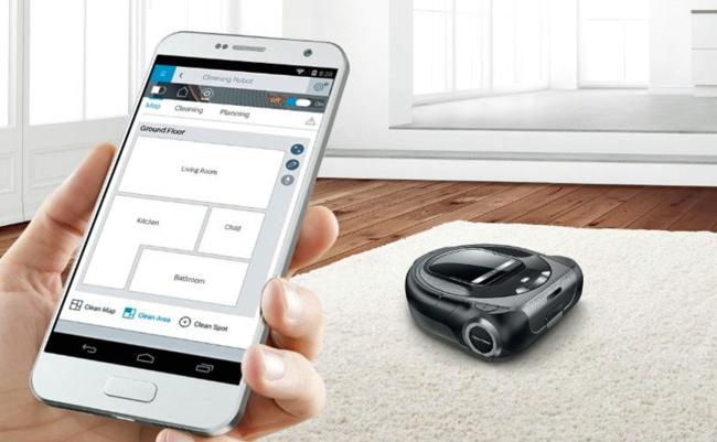 ¿Un robot de limpieza que se puede controlar con Alexa? Se llama Roxxter y es la última propuesta de Bosch