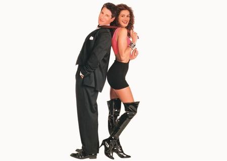 'Pretty Woman': Julia Roberts y Richard Gere se enamoran en la comedia romántica por excelencia de los 90