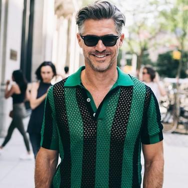 Cinco reglas de oro para dominar el mejor look con una camiseta polo en primavera