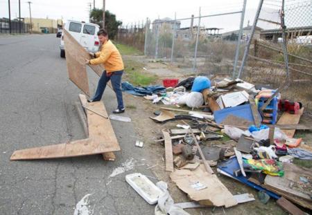 hogares móviles para los sin techo